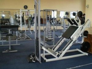 тренажерные залы и фитнес