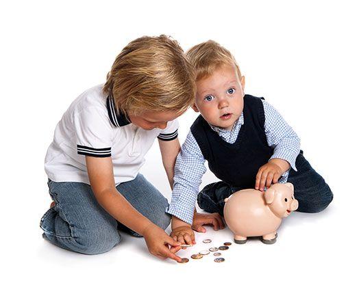 знакомтво детей с экономическими понятиями