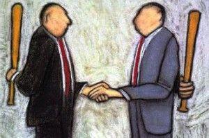 Спор: некорректные приемы