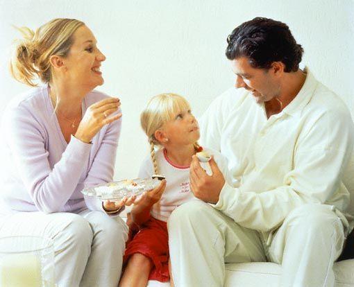 Семья – это прежде всего союз при