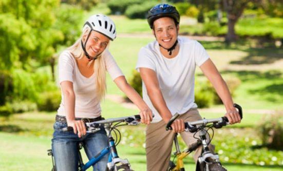 велосипедные прогулки для знакомства