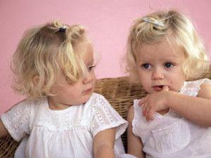 Проблемы личностного развития у близнецов