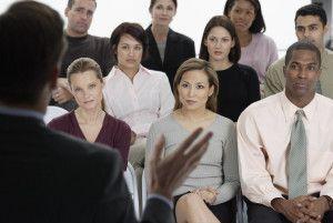 как перестать бояться публичных выступлений