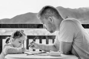 понимание отца и дочери