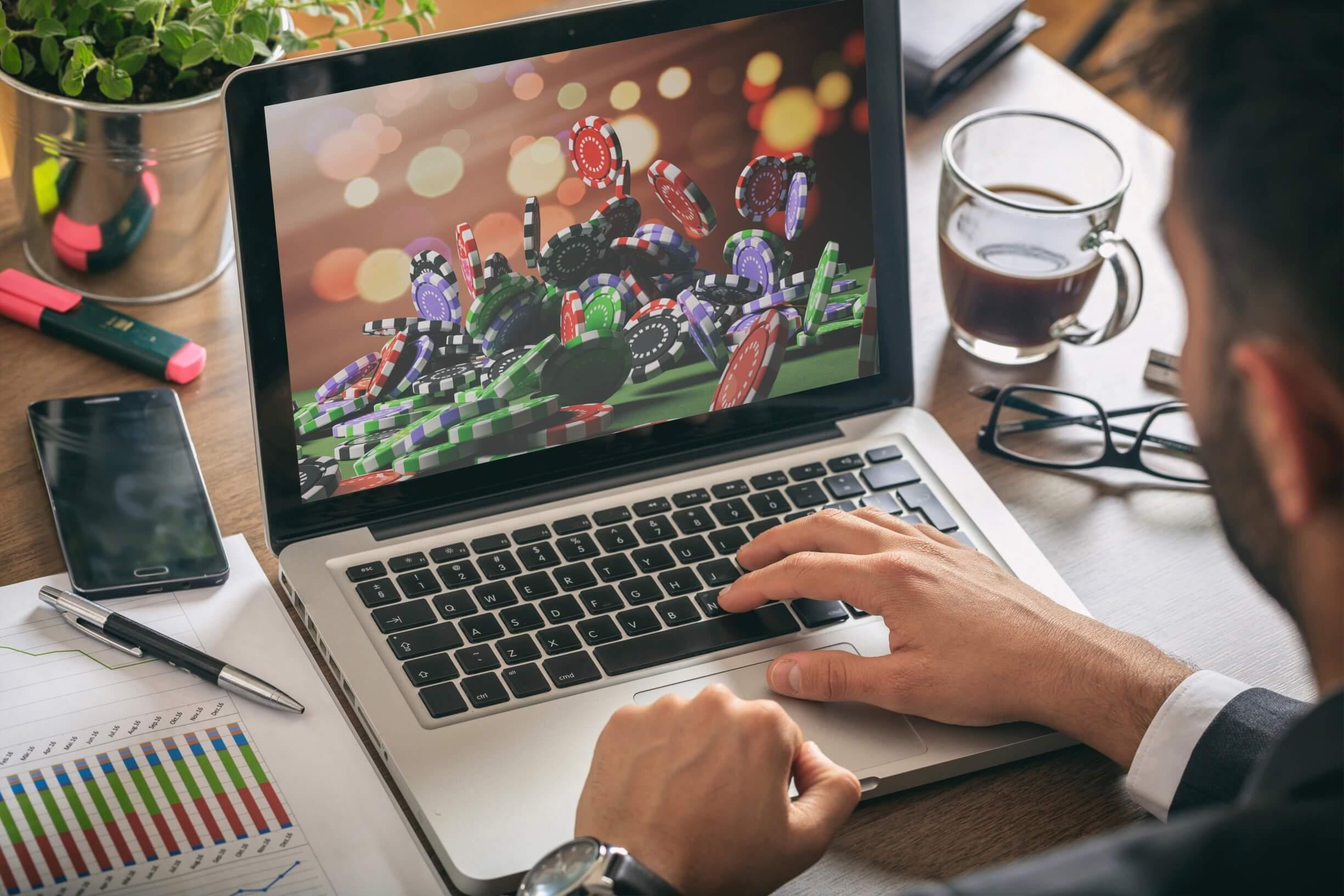 Онлайн казино в мире