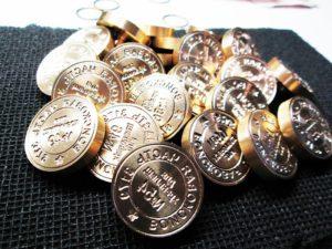 изготовление металлических печатей